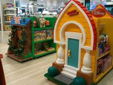 Góndolas Disney juguetes - ECI MARINEDA - INNOVACIONPLV-