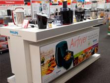 Mesa airfryer phlips - innovacionplv-